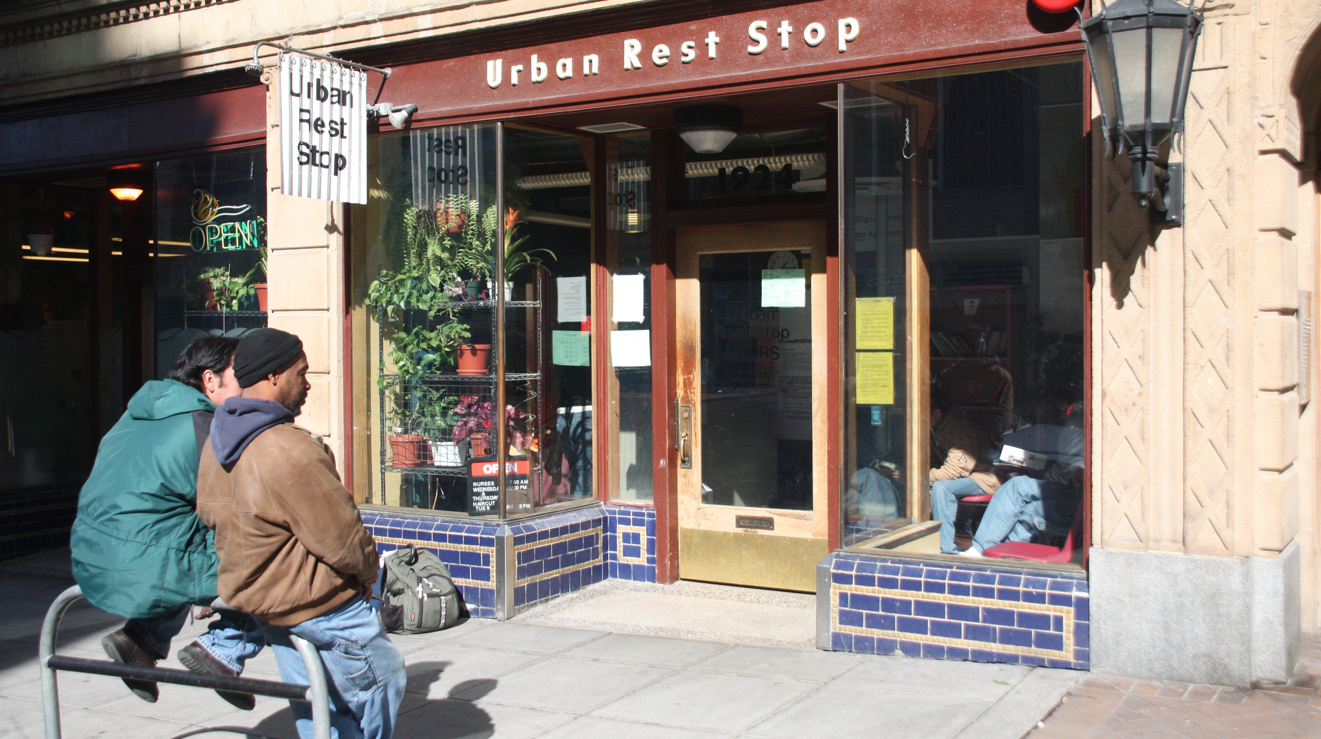 Urban rest stops low income housing institute urban rest stop website urs sunny day img0056 publicscrutiny Image collections