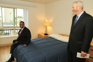 The Low Income Housing Institute presents the Opening Celebration of Gossett Place.