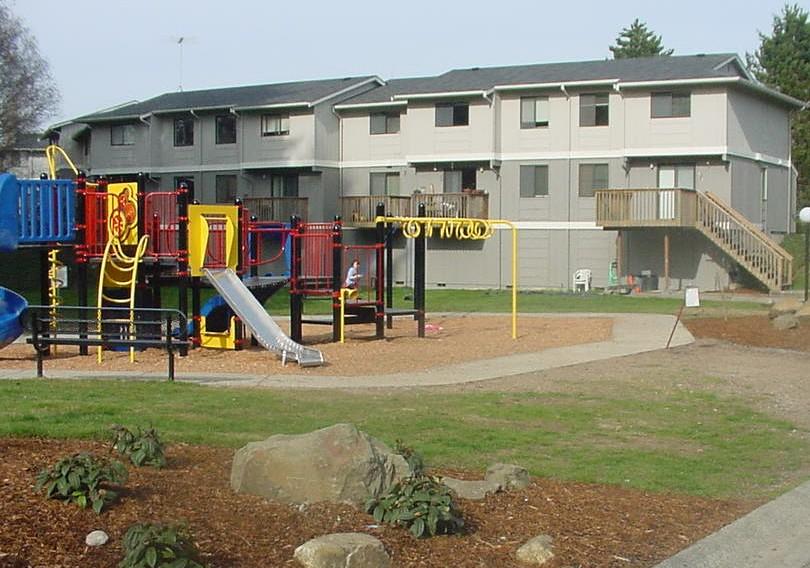 Cedarwood II and playground