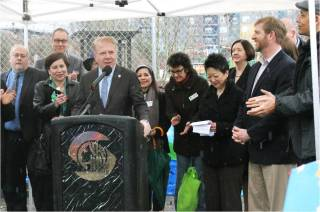 Mayor's Announcement FS 39