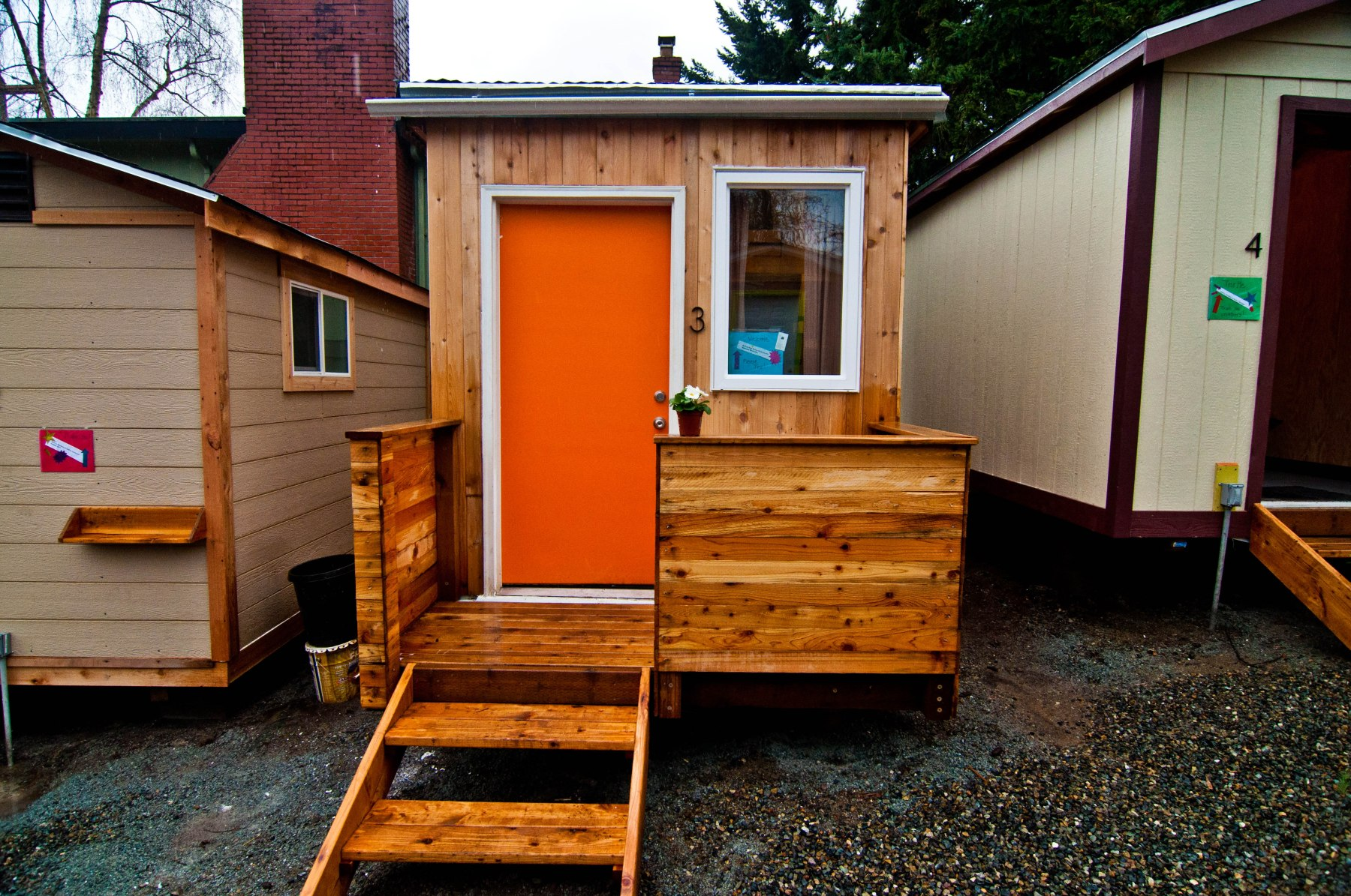 Tiny Houses Low Income Housing Institute