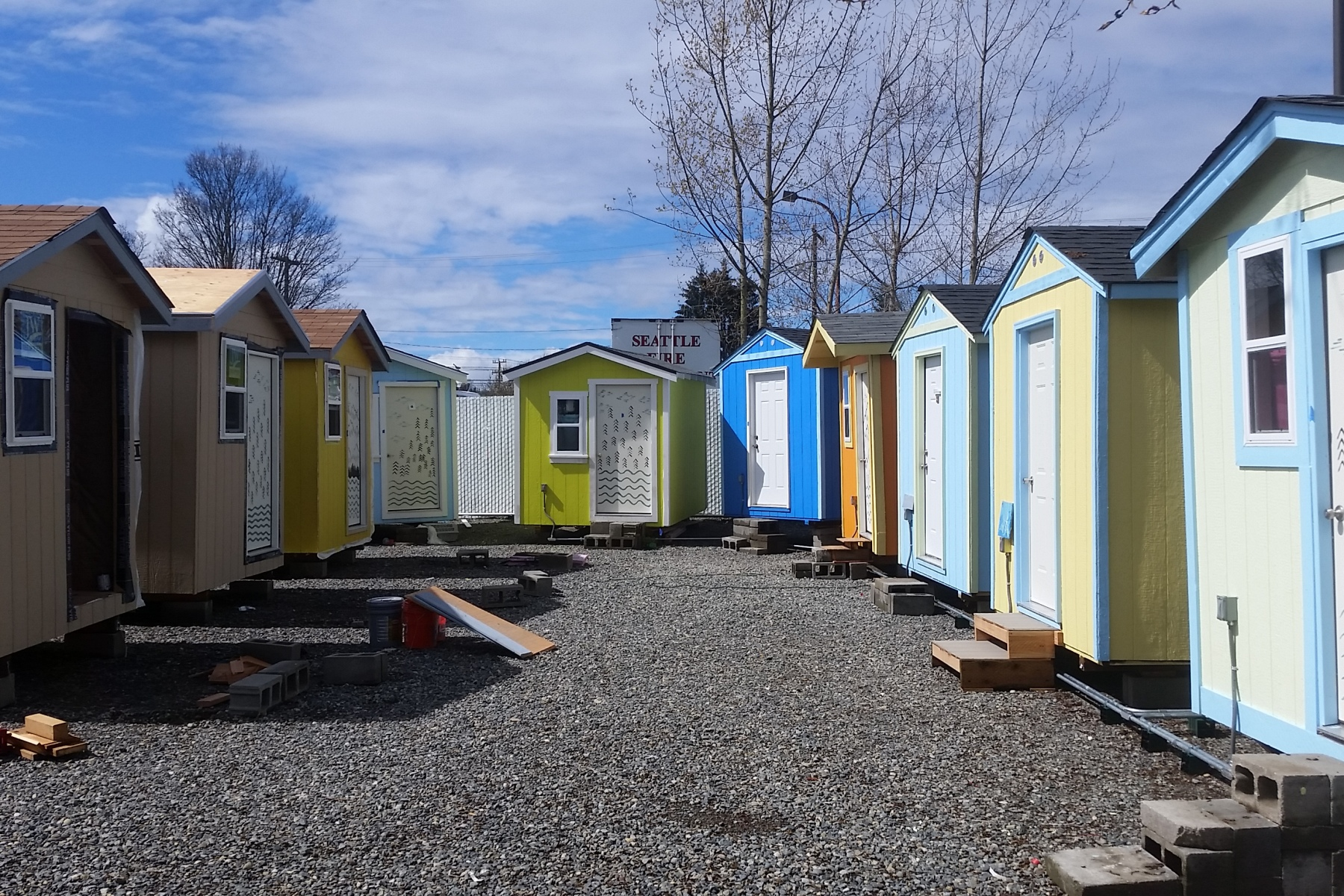 Photos Tiny House Seattle Wa: Low Income Housing Institute